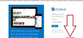 Cách tạo tài khoản Email Outlook