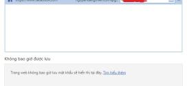 Cách lấy trộm mật khẩu Facebook bằng Chrome