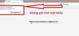 Cách lấy trộm mật khẩu Gmail bằng Firefox