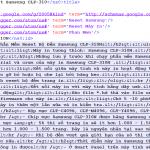 Cách Post bài tự động lên Blogspot
