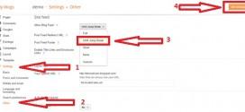 Cách phòng chống copy bài viết trong blogspot