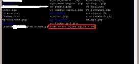 Cách sửa lỗi Access denied trên Centos