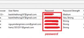 Phần mềm soi pass Gmail