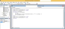Tách sheet thành file trong Exel