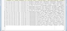 "Lưu File Exel sang CSV có dấu "":"" EU CSV Version"