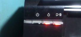 Cách sửa Epson ME-33 lỗi 2 đèn