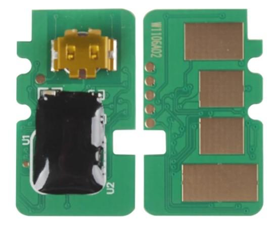 Chip mực HP 108W